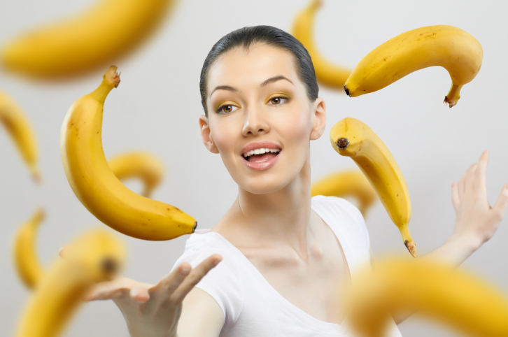 The Power of Bananas