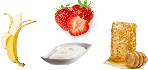 strawberry facial