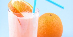 O-O-Orange Creamsicle Smoothie