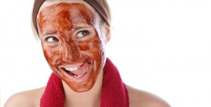 Dark Chocolate Face Mask