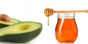 Avocado and Acacia Honey Face Mask