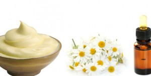 Chamomile Essential Oil Face Mask