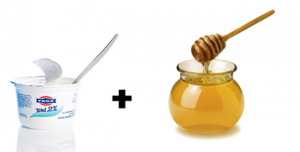 Yogurt and Honey Face Mask