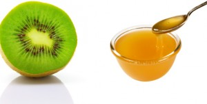 Kiwi and Honey Face Mask