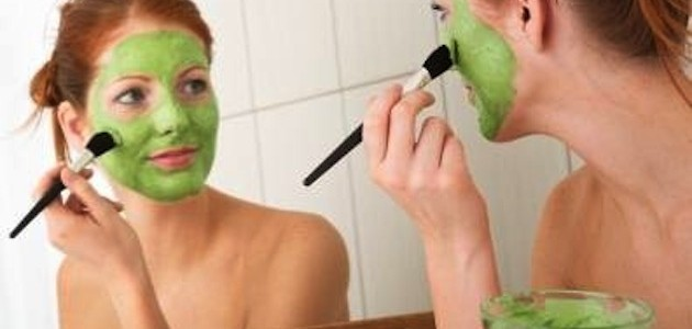 avocado facial